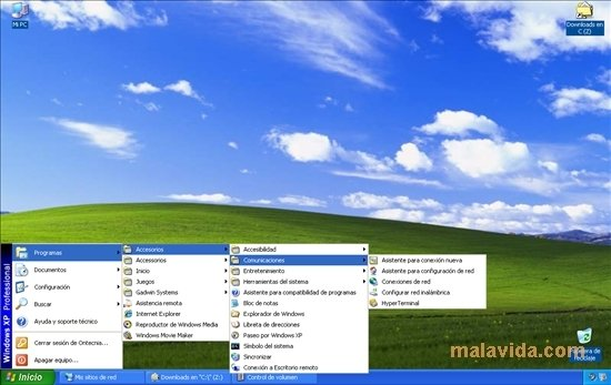 windows xp pak2