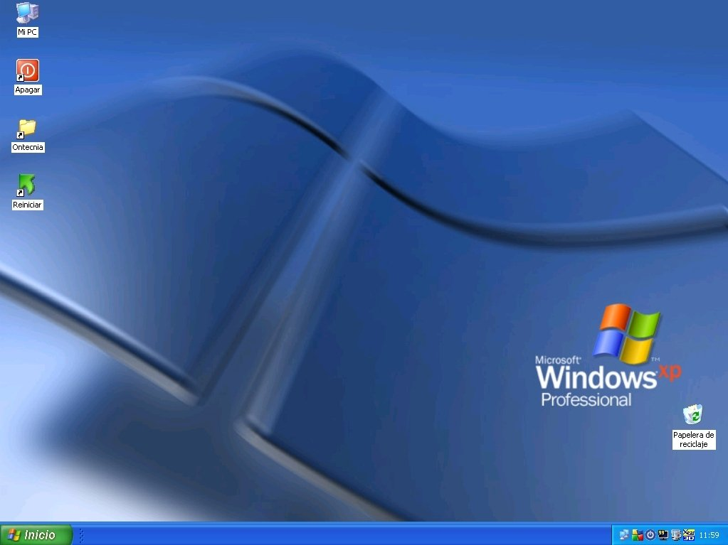 Windows XP SP3 image 3