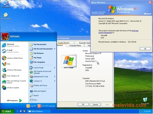 Windows XP Security Update KB824146 - Download for PC