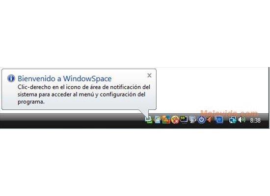 WindowSpace