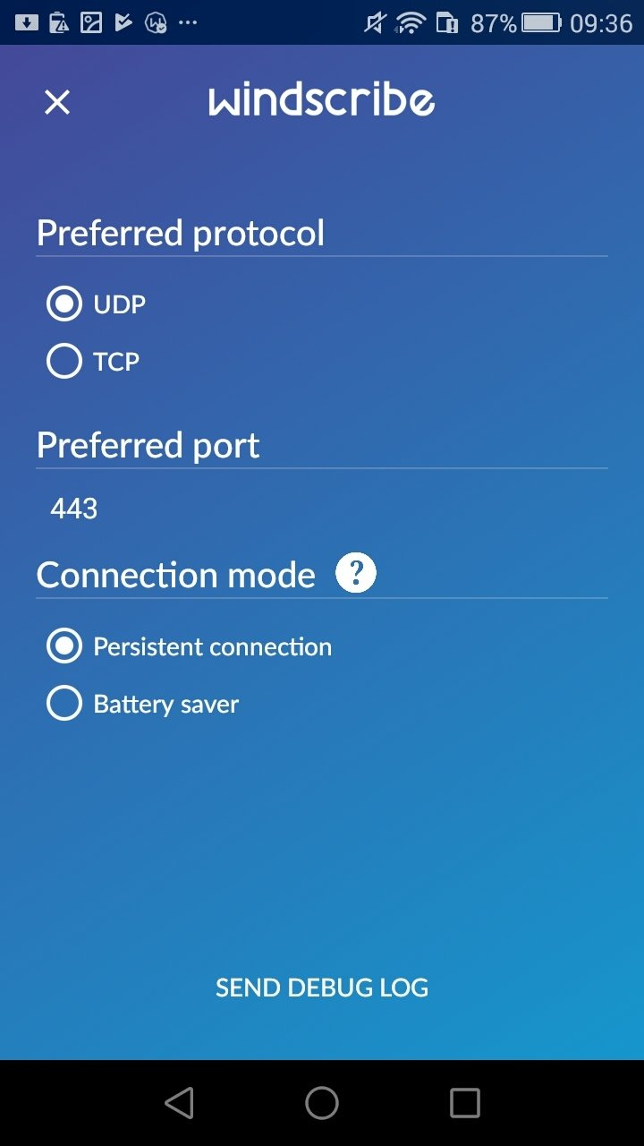 Windscribe VPN 2 0 8 231 - Download for Android APK Free