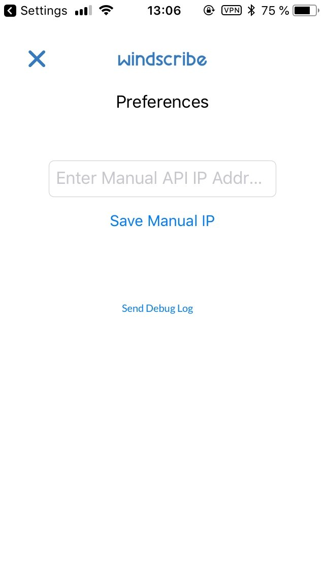 Windscribe VPN - Download for iPhone Free