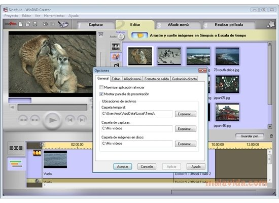 intervideo windvd creator 2 gratuit