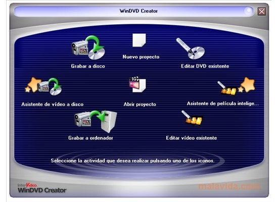 intervideo windvd creator 3