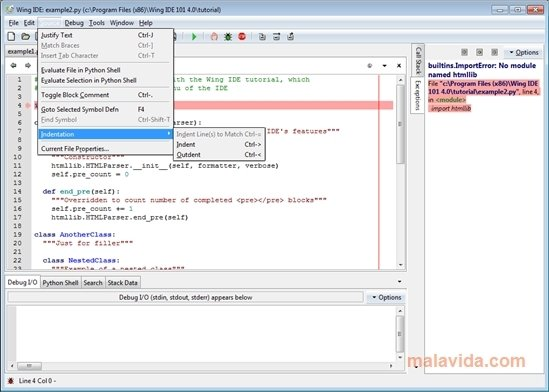 Wing IDE 101 4 0 4 - Download for PC Free