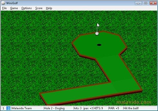 WiniGolf 1 0 - Download for PC Free