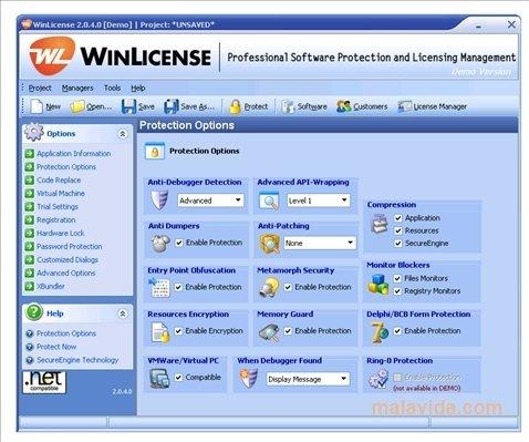 WinLicense image 4