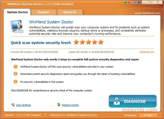 WinMend System Doctor image 4