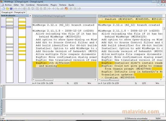 WinMerge 2 16 0 - Download for PC Free