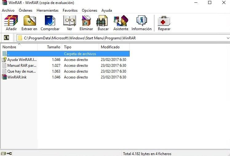 WinRAR 64 bits image 6