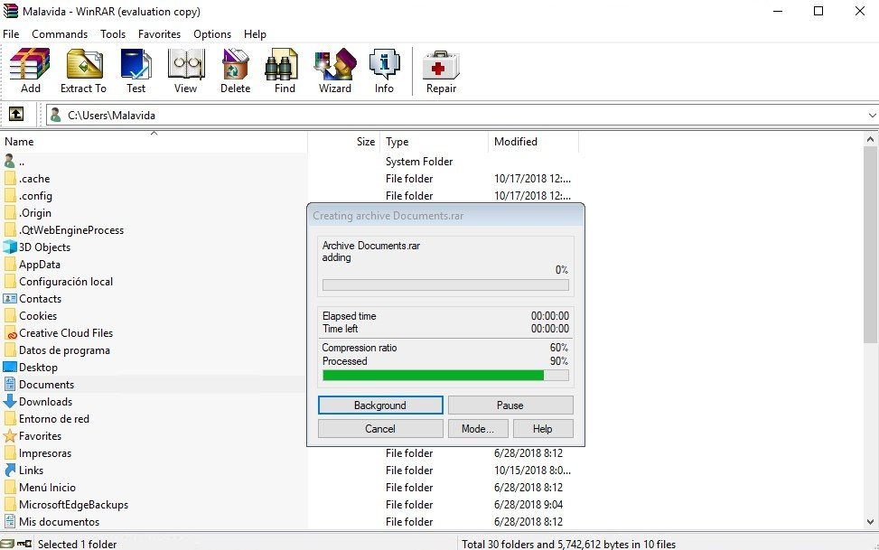 WinRAR Portable (Unplugged) 3 9 1 1 - Download for PC Free