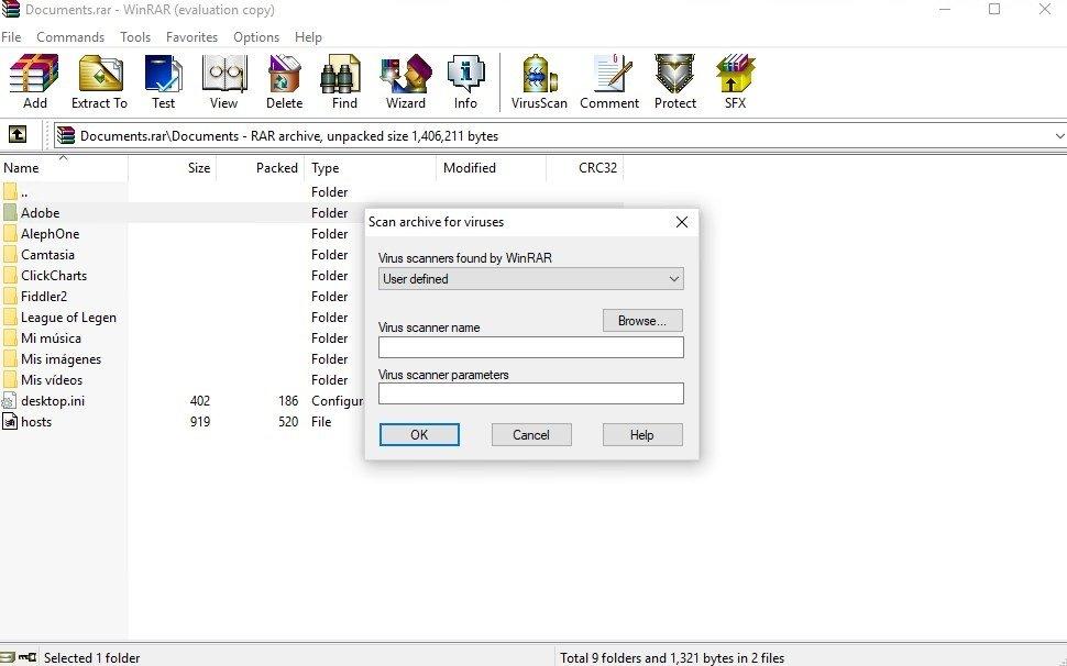 descargar winrar gratis para windows 8 64 bits