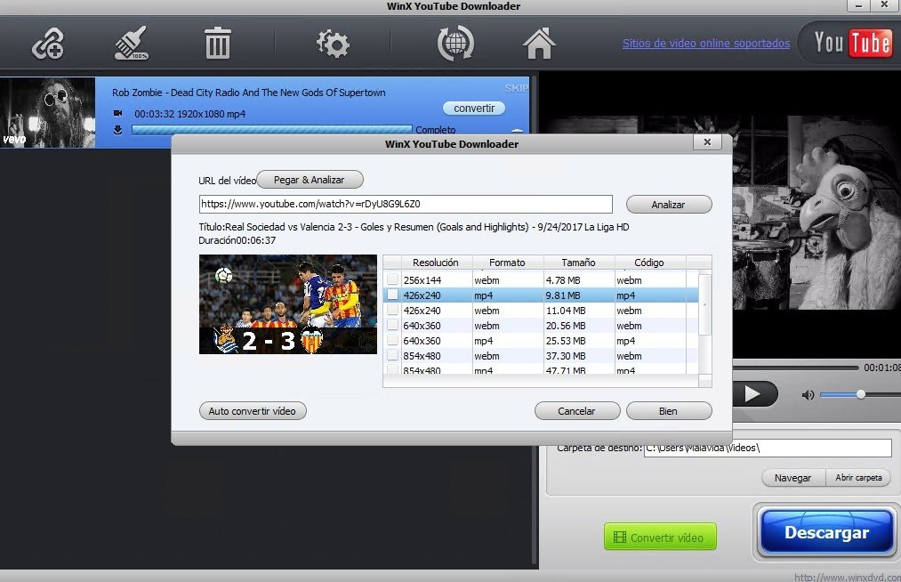WinX YouTube Downloader 5 2 0 0 - Download for PC Free