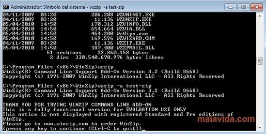 descargar gratis programa winzip