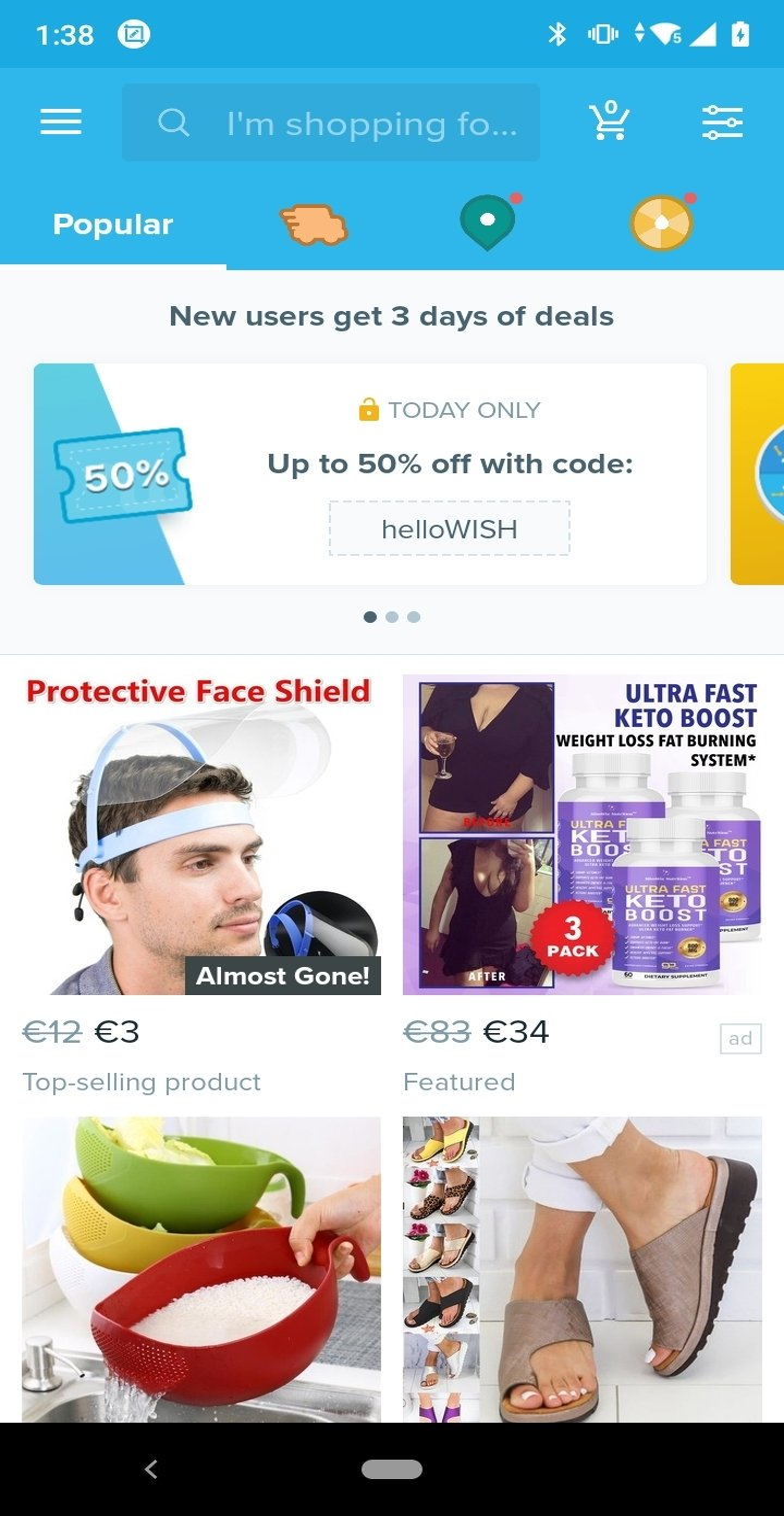 Wish 4 26 0 Download Fur Android Apk Kostenlos