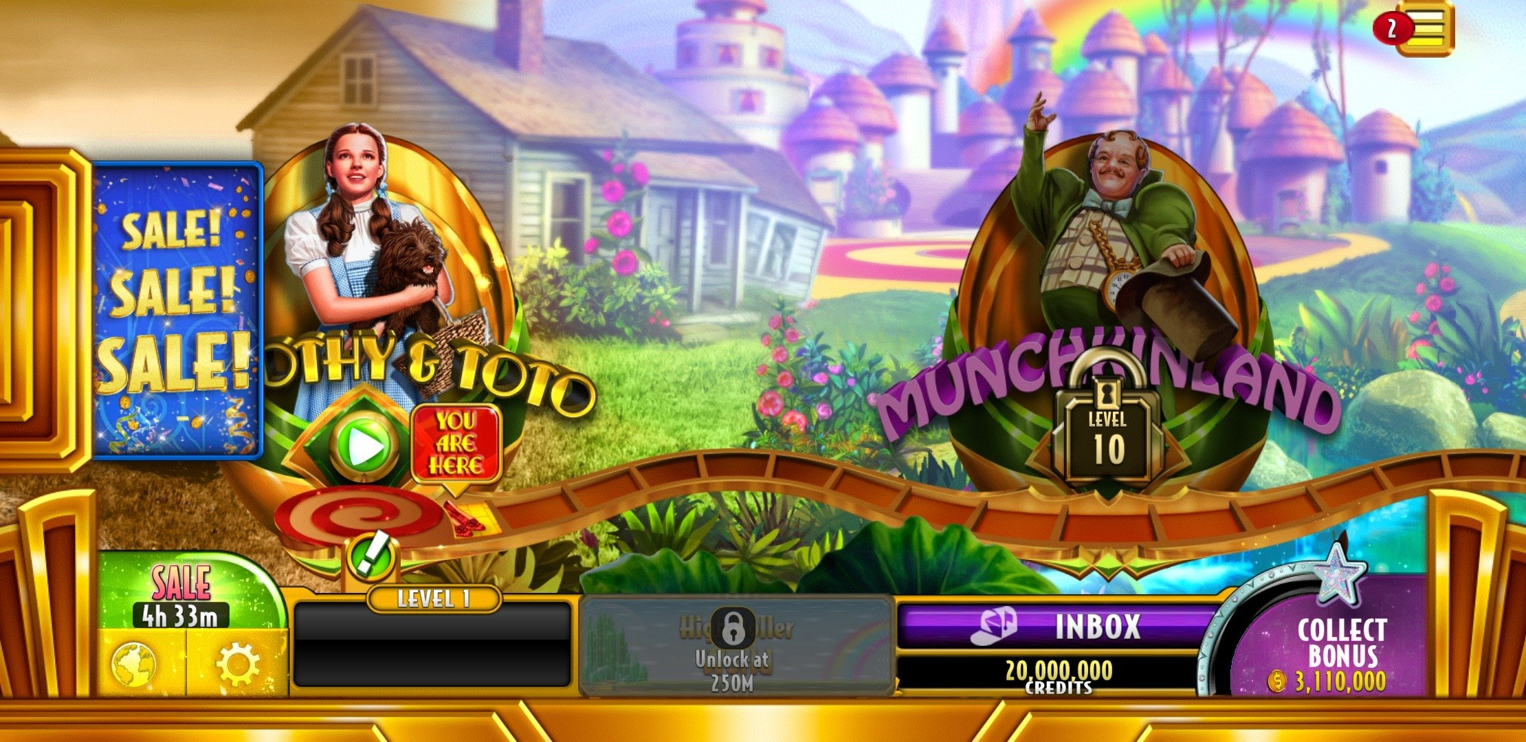 Wizard of oz slots online usa casinostar free slots cheats
