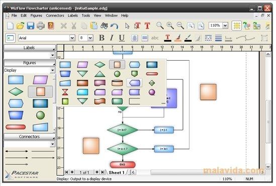 wizflow flowcharter image 1 thumbnail wizflow flowcharter image 2 thumbnail - Flowcharter Software