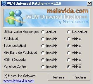 WLM Universal Patcher++ image 2