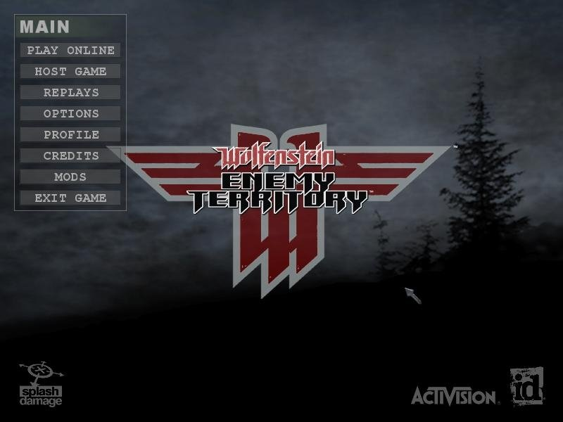 wolfenstein enemy territory 2.60b