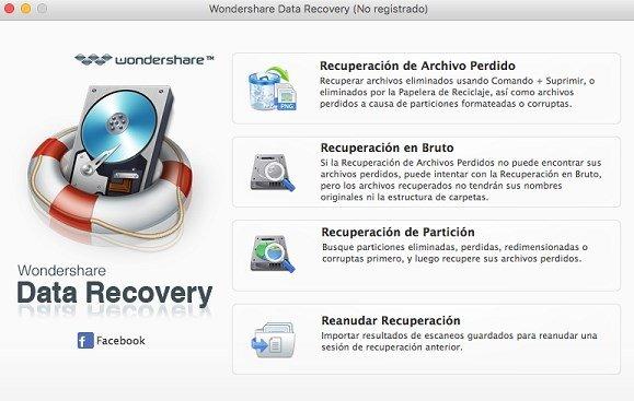 Wondershare Data Recovery Mac image 6