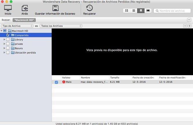 Wondershare Data Recovery - Descargar