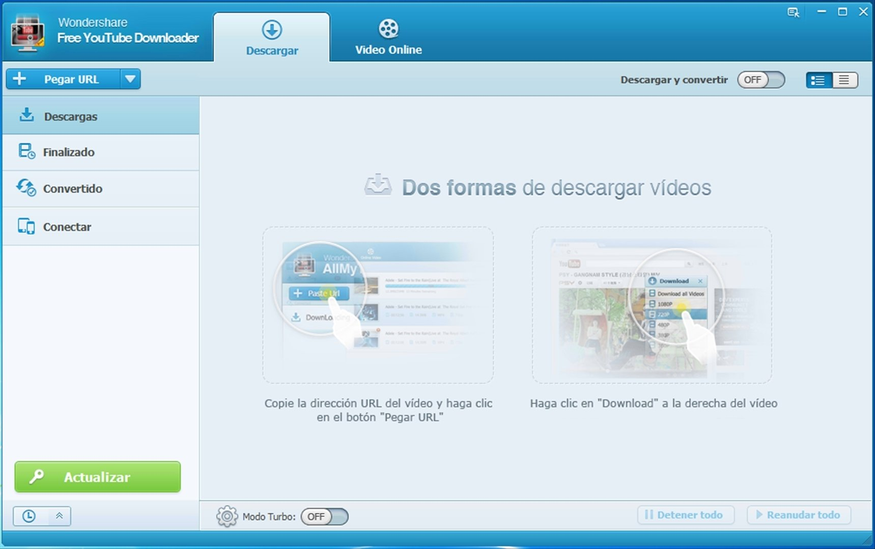 Wondershare Free YouTube Downloader image 5
