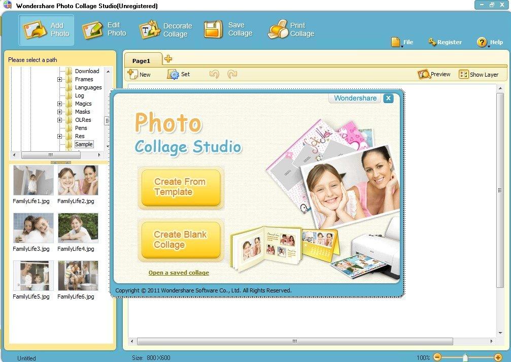 Photo Collage Studio image 5