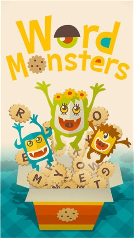 Word Monsters iPhone image 5
