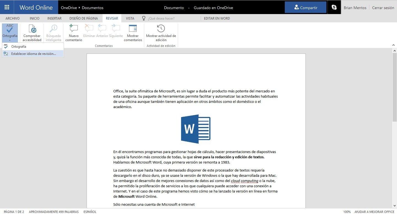 descargar word gratis en espanol