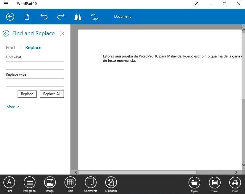 Microsoft wordpad latest version 2019 free download.
