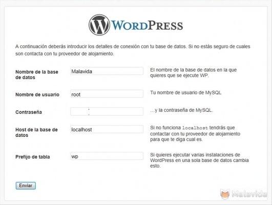 WordPress Linux image 4