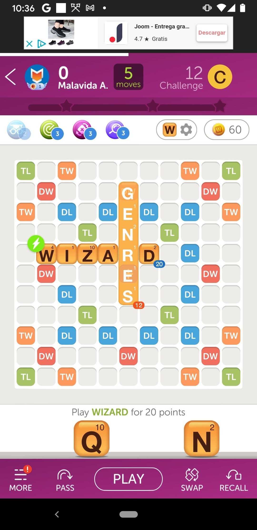 Words With Friends 2 11 605 Download Für Android Apk Kostenlos