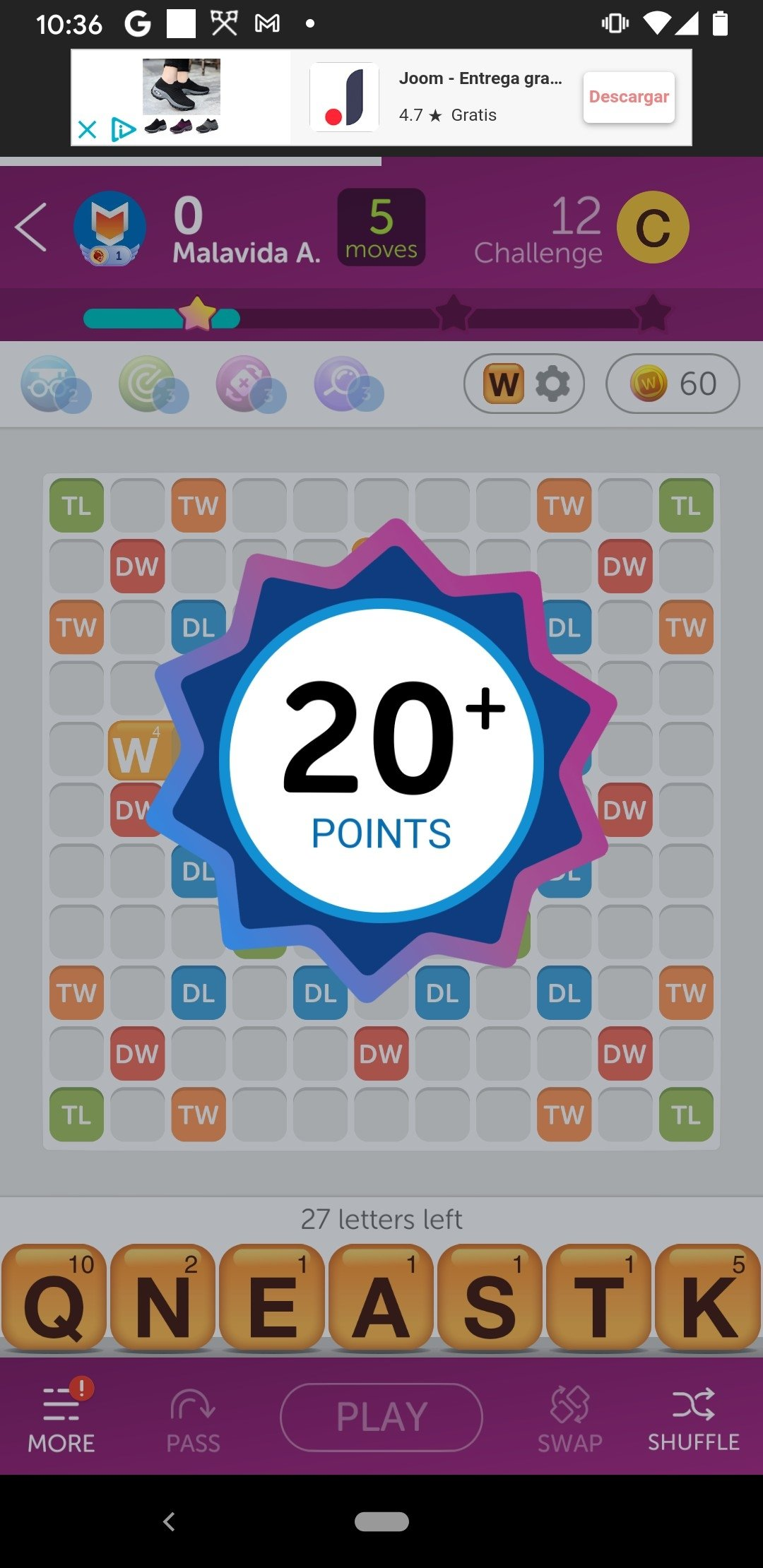 Download Words With Friends 2 Word Game 10705 Android