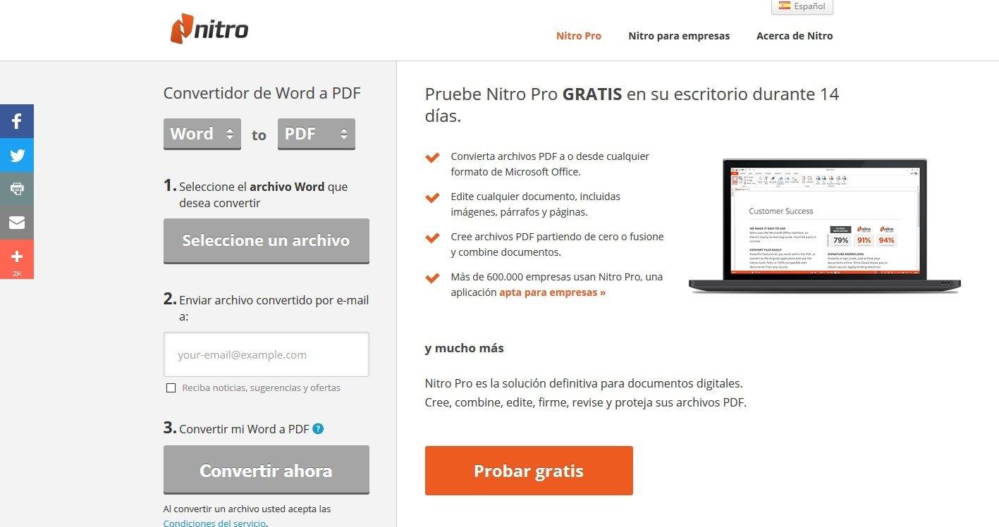 WordtoPDF Webapps image 3