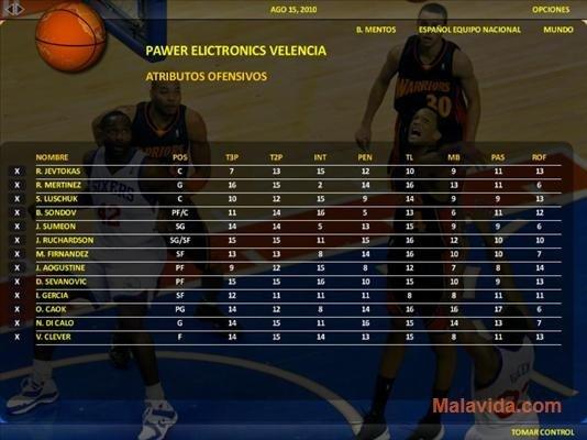 World Basketball Manager image 7