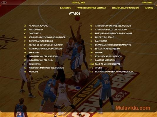 World Basketball Manager X Download For Pc Free