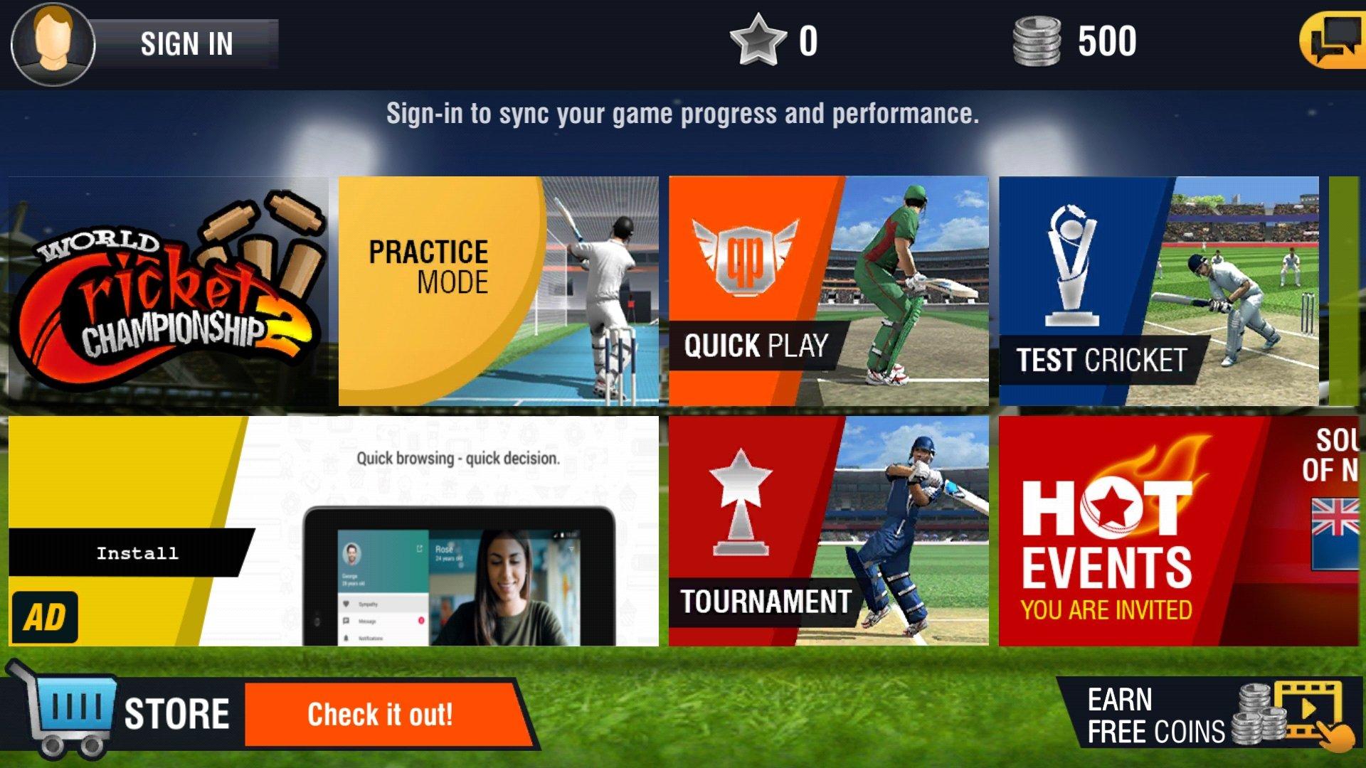 World Cricket Championship 2 Android image 8