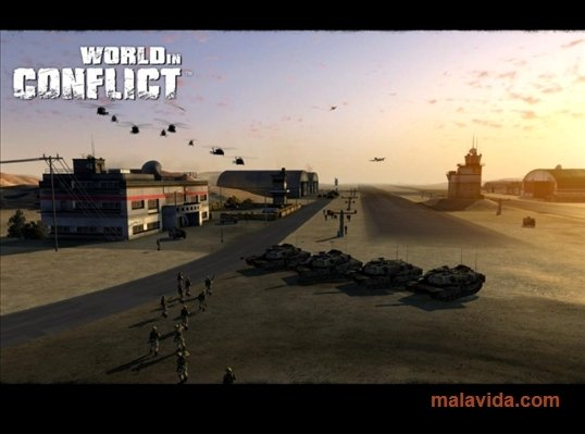 download world in conflict custom mission