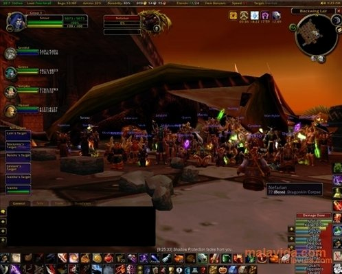Overview WOW Battle For Azeroth: