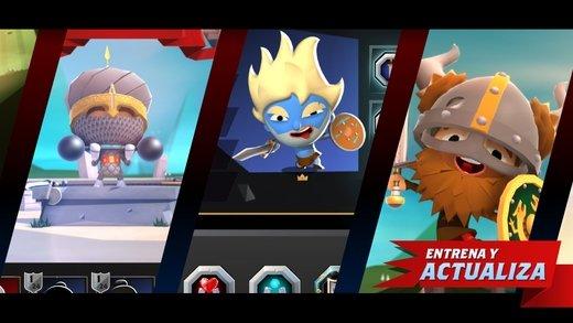 World of Warriors iPhone image 5