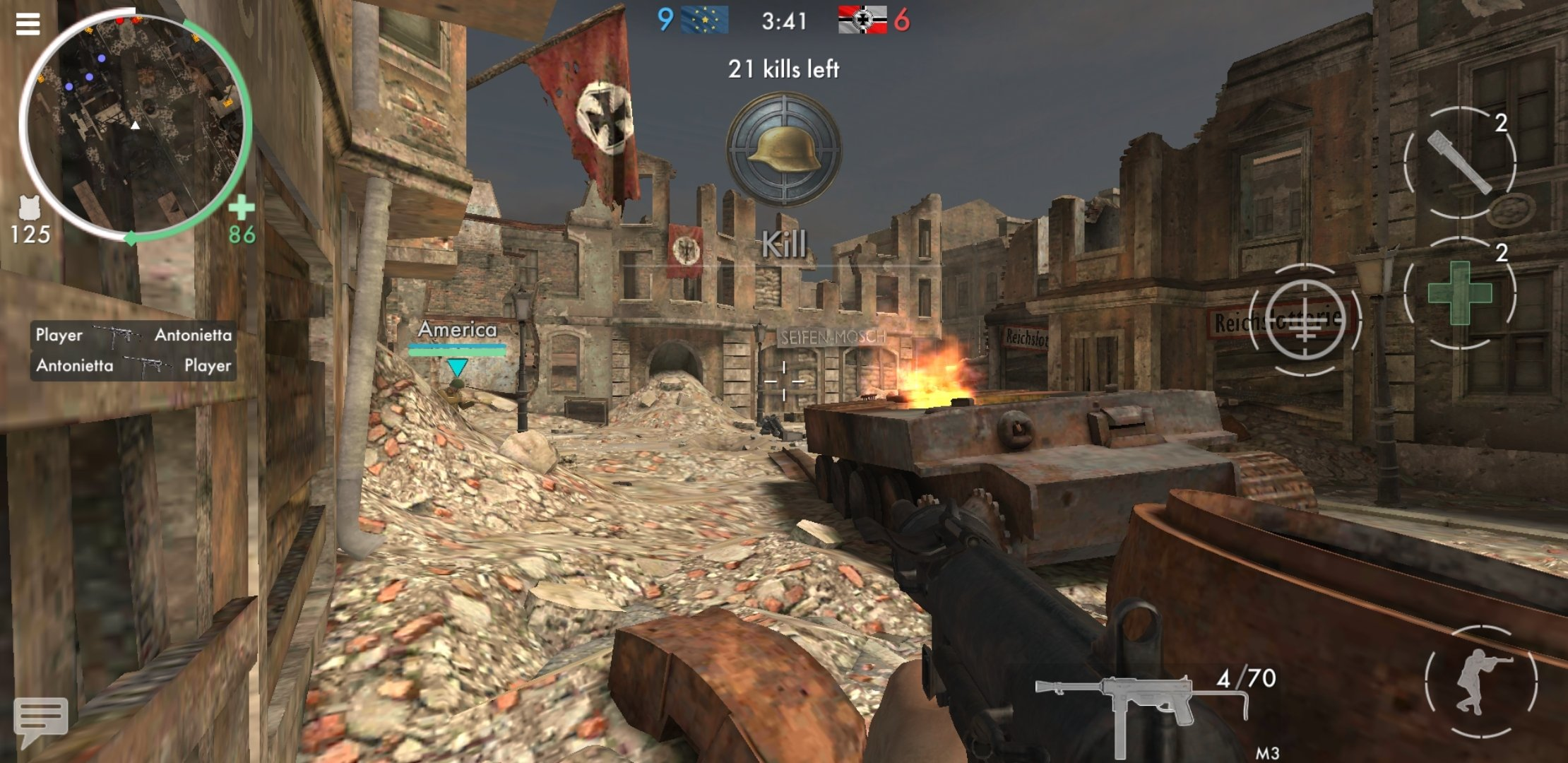 World War Heroes: WW2 1 13 1 - Download for Android APK Free