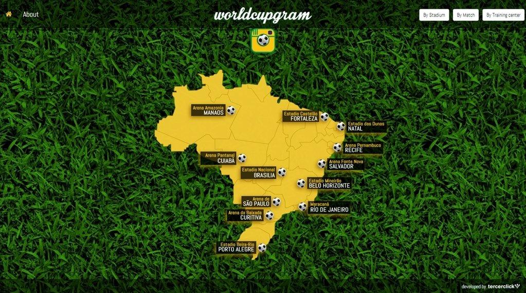 WorldCupGram Webapps image 5