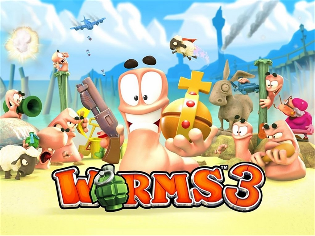 Worms 3 1.77
