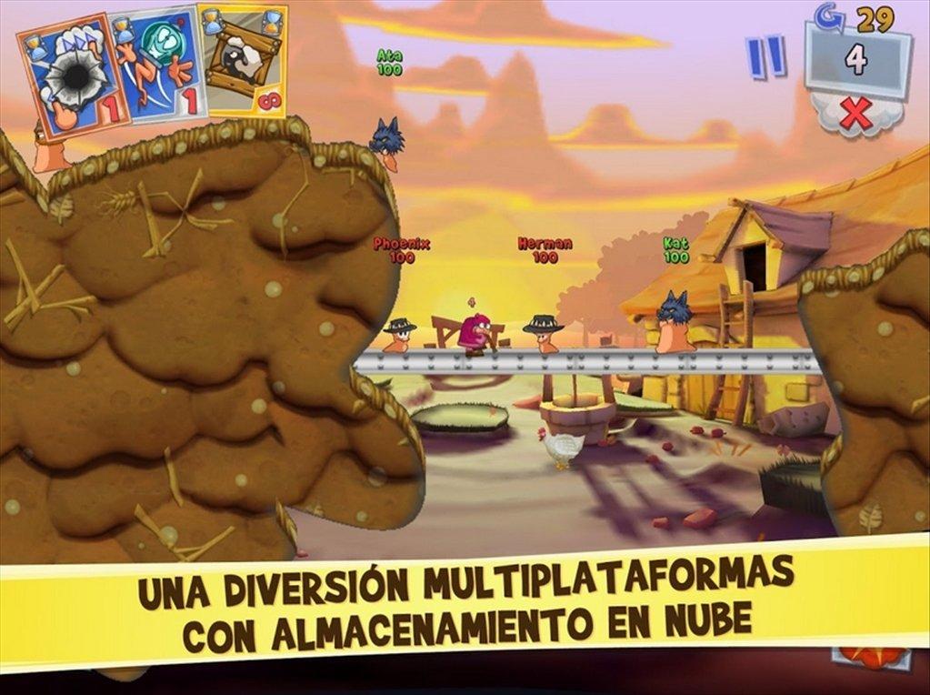 Descargar Juego Worms Gusanos Gratis Espaol Free Download