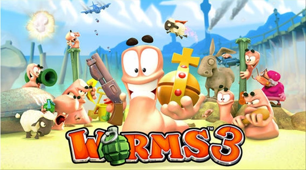 download worms 3 1 16 iphone free