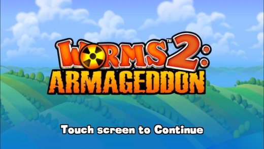 Worms 2 Armageddon iPhone image 5
