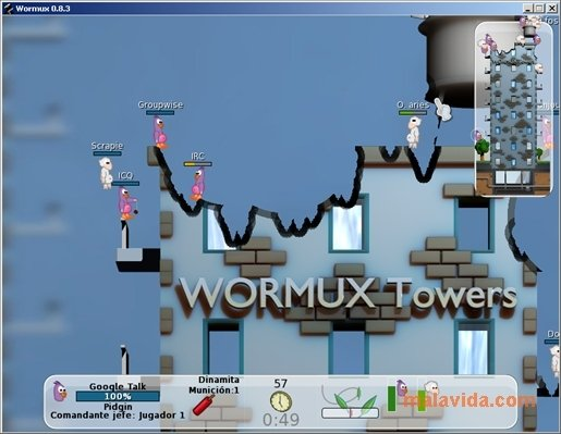 wormux windows