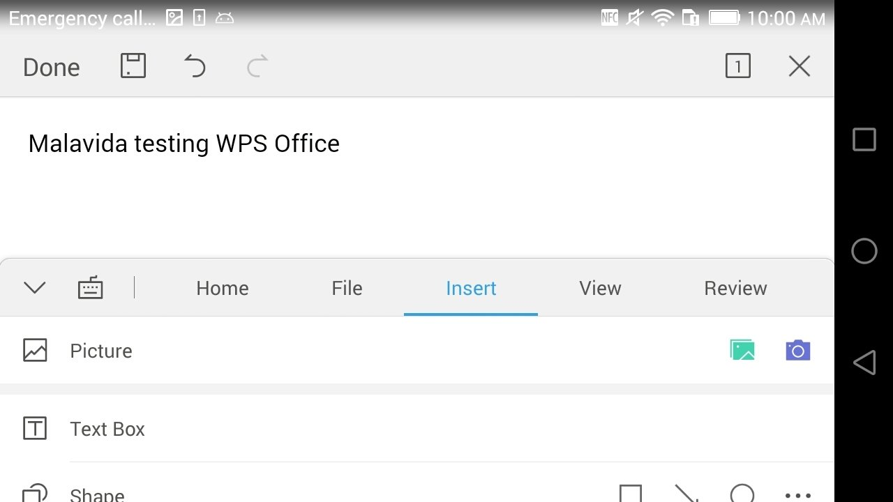 WPS Office 12 0 1 - Download for Android APK Free