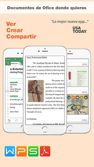 WPS Office iPhone image 5