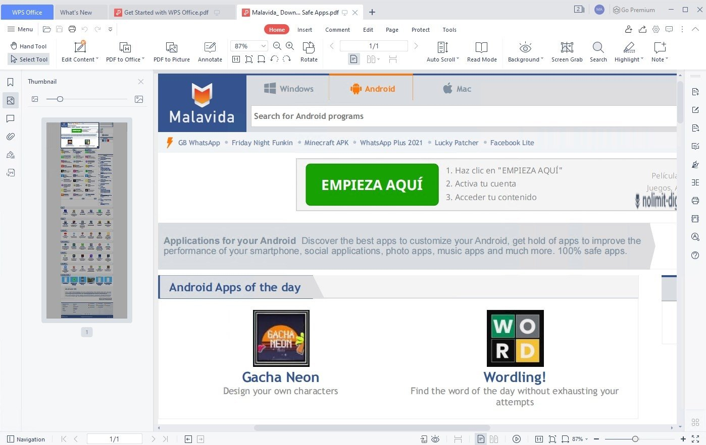 WPS Office image 5